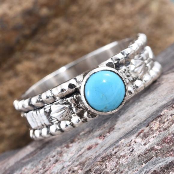 11b3f144063e97 Jewelry | Arizona Sleeping Beauty Turquoise Sterling Silver | Poshmark